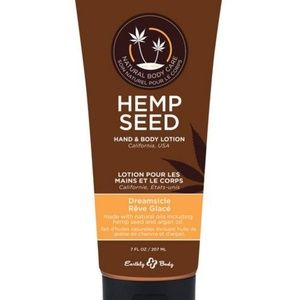Other - Hemp Seed Lotion Dreamsicle NEW
